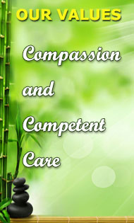 Compassion and competent care